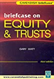 img - for Briefcase on Equity and Trusts (Briefcase Series, 3rd edition) book / textbook / text book
