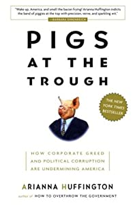 "Cover of ""Pigs at the Trough"""