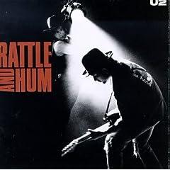 rattle and Hum Album Sleeve