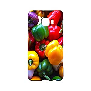 BLUEDIO Designer Printed Back case cover for Samsung Galaxy C7 - G2058
