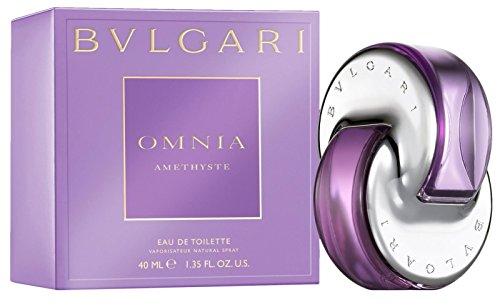 Bvlgari Omnia Amethyste Woman Eau de Toilette, Donna, 40 ml