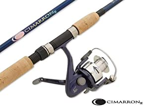 South Bend Cimarron 2 Combo, 2 Piece (6-Feet/Medium) from South Bend