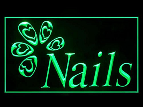 C B Signs Nail Care Beauty Salon Led Sign Neon Light Sign Display