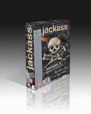Jackass - Volumes 2 and 3 + the Movie [Box Set] [DVD]