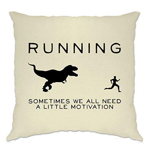 running-motivation-cushion-cover