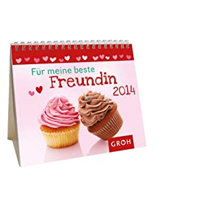 Für meine beste Freundin 2014: Mini-Kalender