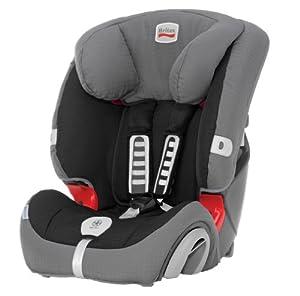 Britax Evolva Plus Group 1-2-3 Car Seat (Felix/Grey)