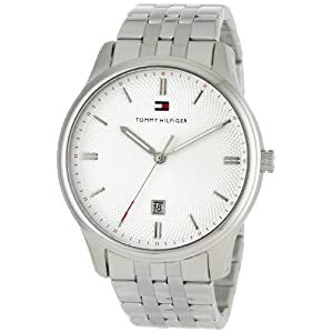 Tommy Hilfiger Men's 1710283 Classic Stainless Steel bracelet Watch