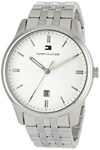 Amazon.com: Tommy Hilfiger Men's 1710283 Classic Stainless