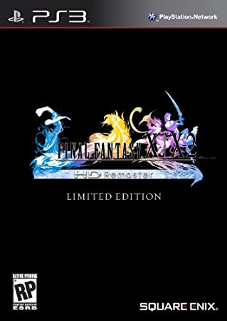 Final Fantasy X|X-2 HD Remaster Limited Edition