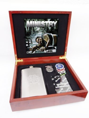 Relapse (Special Fanbox Edition) by Ministry (2012-04-24)