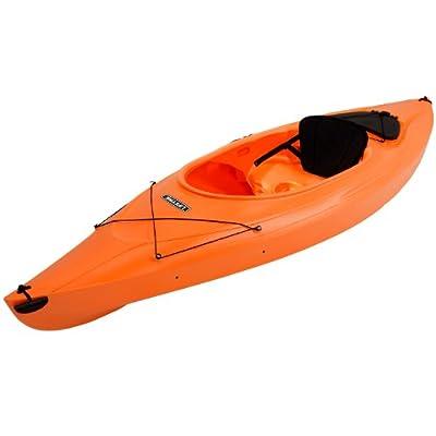 90234 Lifetime Orange Adult Grownup Payette Sit-Inside Kayak