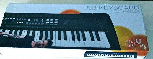 Adam Levine By First Act 54 Keys Usb Keyboard - Black (Al075)