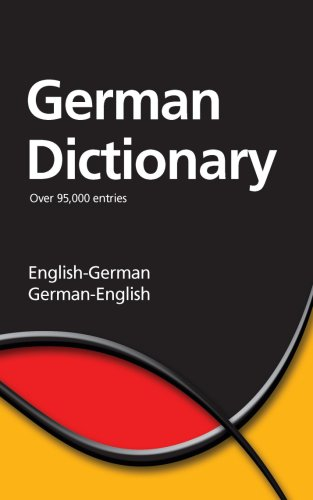 German Dictionary (Wordsworth Reference) (German Edition), N/A
