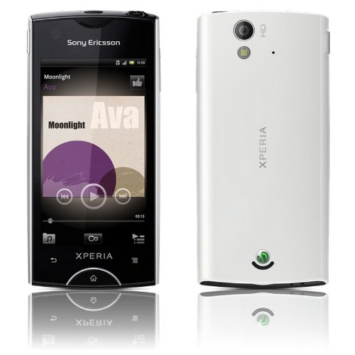 SONY ERICSSON XPERIA RAY / ST18i (WHITE) : UNLOCKED INTERNATIONAL GSM ANDRIOD PHONE