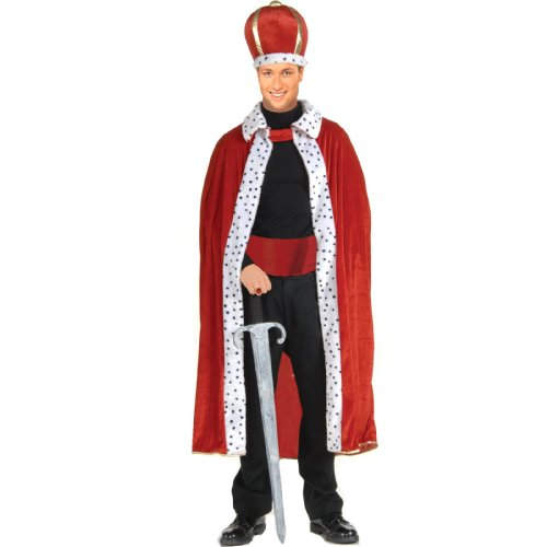 forum-novelties-mens-king-robe-and-crown-costume-purple-one-size