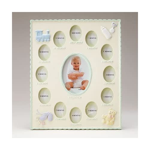 Baby\'s 1st Year Month Photos...how to display them? — The Bump