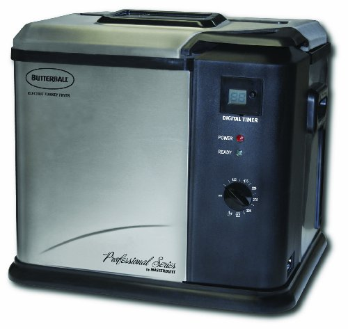 Review Masterbuilt 20010109 Butterball Professional Series Indoor Electric Turkey Fryer