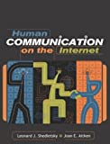 img - for Human Communication on the Internet book / textbook / text book