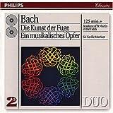 Duo - Bach: Die Kunst der Fuge - Ein musikalisches Opfer