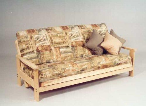 Adirondack futon frame full size Adirondack bed frame
