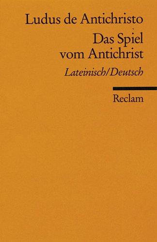 Ludus de Antichristo.