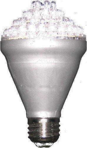 Led Light Bulbs Lights Of America 2004leddl 35k 24 Led 4 Watt Standard Base Light Bulb