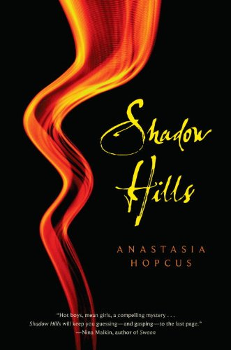Cover of Shadow Hills