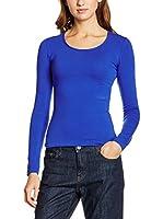 Cotonella IN&OUT Pack x 3 Camiseta Manga Larga (Azul Eléctrico)