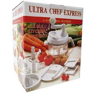 Ultra Chef Express 7 Tools in One