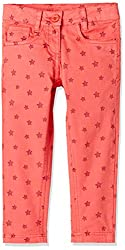 UFO Girls' Trousers (AW16-NDF-GKT-398_Coral_14 - 15 years)