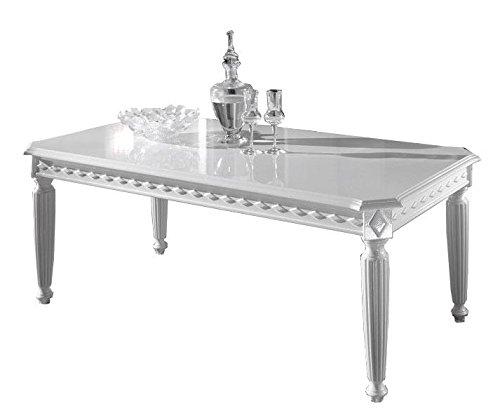 Table basse de salon laquée Élégance
