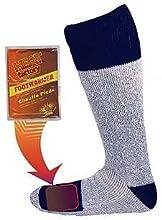 Heated Acrylic Pocket Socks LARGEX-LARGE