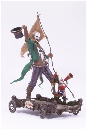 Mcfarlane Toys Infernal Parade Action Figure Tom Requiem the Ringmaster - 1