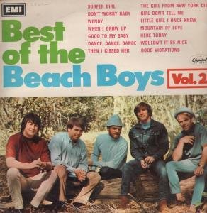 The Beach Boys - Greatest Hits [Capitol] - Zortam Music