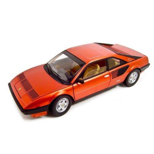 Hot WheelsFerrari Mondial Red Elite 60 Anniversary Diecast Model 1/18 おもちゃ [並行輸入品]