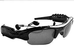 Video Sunglasses+mp3 player Glasses Spy DV DVR Recorder camcorder Camera Sport Eyewear