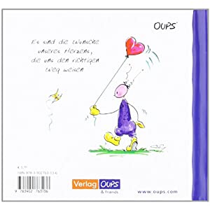Oups Minibuch: Ein Glücksbringer für Dich