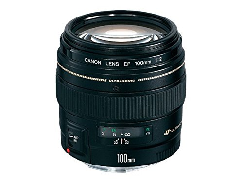 Canon EF 100mm f/2.0 USM Telephoto AF Lens Black Friday & Cyber Monday 2014