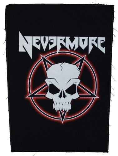 Nevermore toppa Tribals Kull Helloween