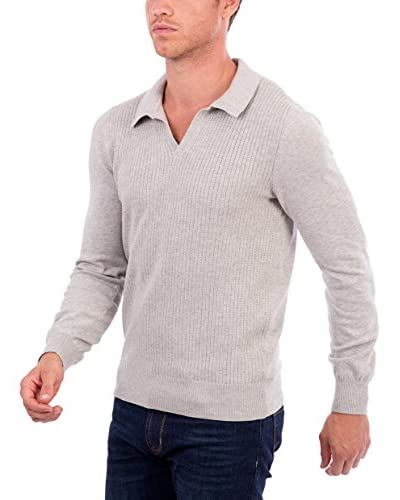 BLUE COAST YACHTING Jersey Gris