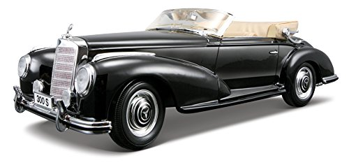 1/18 scale die-cast Mercedes Benz 300S-1955 (Mercedes Benz Model Cars compare prices)