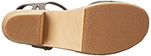 swedish hasbeens Women's Lacy Platform Sandal цены онлайн