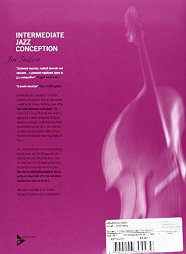 Intermediate Jazz Conception Bass Lines: Bass Lines Accompanying. Bass