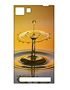 Mobifry Back case cover for Vivo X5 Mobile ( Printed design)