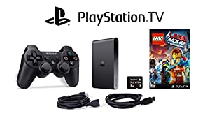 PlayStation TV DualShock 3 Bundle by Sony
