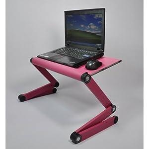 Stand laptop air supporto porta computer da letto divano e scrivania in - Porta pc da letto ...