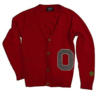 Alma mater men 39 s ohio state scarlet letterman cardigan 2xl for Alma mater t shirts
