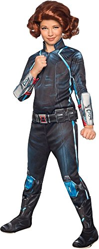 Black Widow Avengers 2 Deluxe Kids Costume