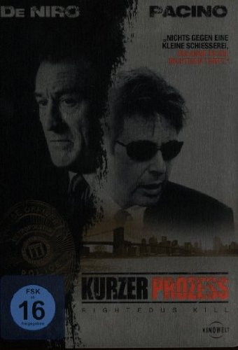 Kurzer Prozess - Righteous Kill (Steelbook)